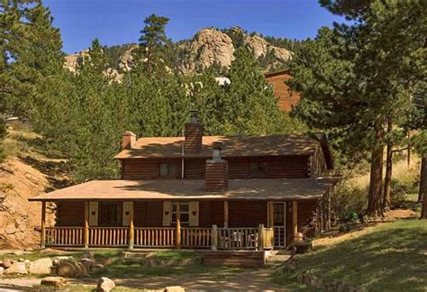 Mountain Cabin Vacation Rentals by Colorado Cabins Cabin Vacations Colorado