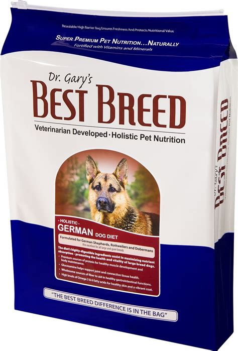 dr cuisine dr gary 39 s best breed holistic german food 4 lb