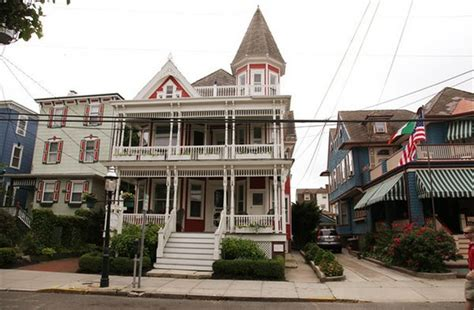 virginia hotel cottages cape may nj pin by on usa travels we loved