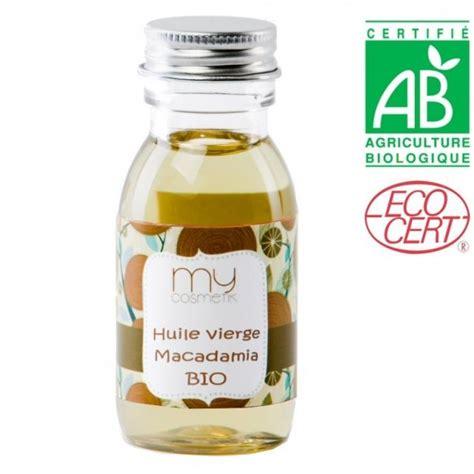 huile macadamia cuisine huile macadamia bio peaux sensibles cicatrisation vergetures