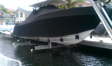 Custom Boat Covers Fenelon Falls by Does An In Water Boat Cover With No Snaps Exist The
