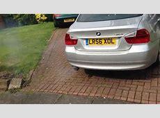 BMW 3 Series Exhaust Smoke White Valve Stem Seals Failure