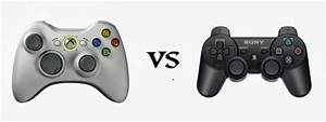 GamerPotion: Xbox 360 Controller VS PS3 Controller