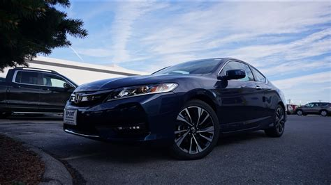 Honda Accord Coupe 2017 Review by 2017 Honda Accord Coupe Ex L V6 6at Review