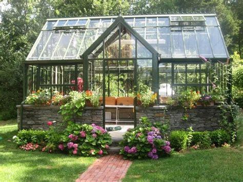 Indoor Herb Garden Light by 23 Wonderful Backyard Greenhouse Ideas