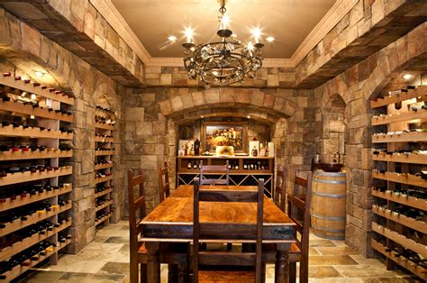 wine cellars homes   rich   real estate blog