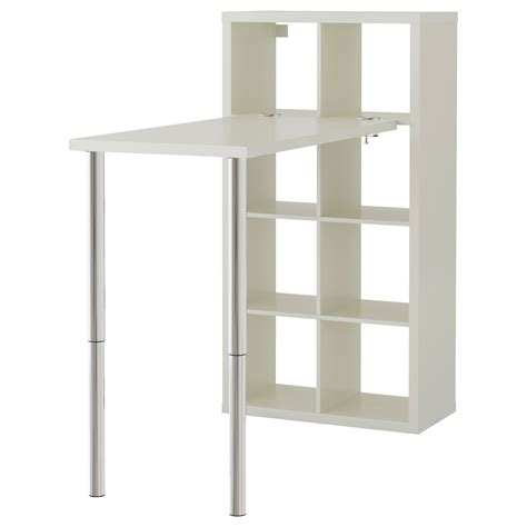ikea standing desk review kallax desk combination white chrome plated 77x147 cm ikea