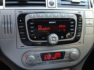 Code Autoradio Ford : autoradio sony mp3 locked sur ford autoradio auto ~ Mglfilm.com Idées de Décoration