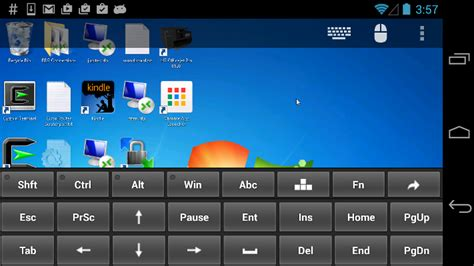 android remote desktop remote desktop client for android xtralogic inc