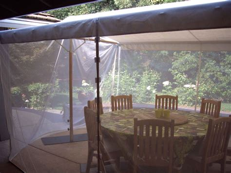 mosquito netting curtains for patio one white mosquito