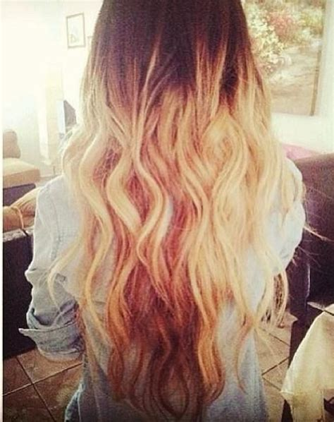 17 Best Images About Hair Ombre And Color On Pinterest