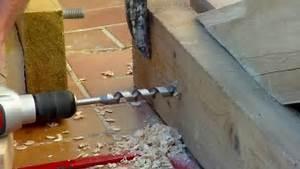 Comment Fabriquer Une Table De Ferme En Bois : comment assembler une ferme de charpente bois traditionnelle youtube ~ Louise-bijoux.com Idées de Décoration
