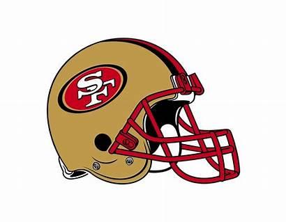 49ers Francisco San Drawing Helmet Svg Transparent