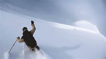 String Ski Selfie Skier Iphone Dramatic Swiss