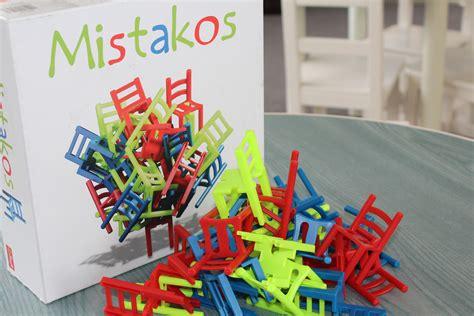 Mistakos - Galda spēles - Spēles