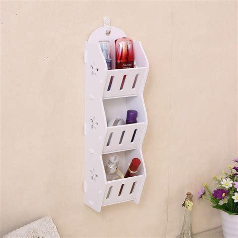 Rak Kosmetik Shopee storage decorative rack shabby chic rak kosmetik hp remote