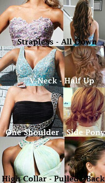 Dress and hairstyle Beauty hacks Homecoming hairstyles