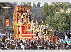 CABALGATA DE REYES MAGOS en Sevilla Planes con niños