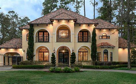 .45 Million Mediterranean Home In Houston, Tx
