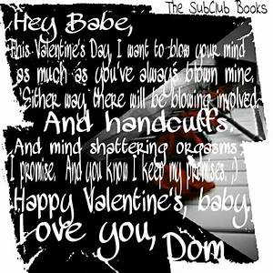 With Love From.... Dom P Quotes