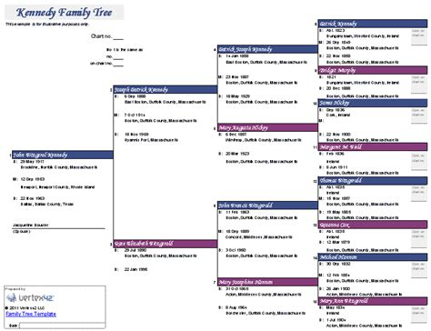 family tree template printable blank family tree chart
