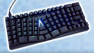 A New Kind Of Ergonomic Mechanical Keyboard