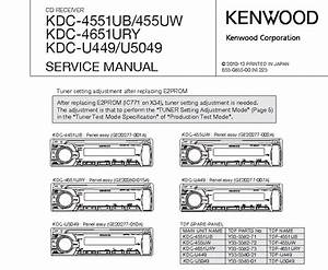Kenwood Kdc Mp242 Wiring Diagram