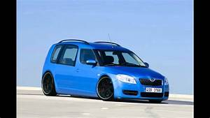 Virtual Tuning Skoda Roomster U2122 Step