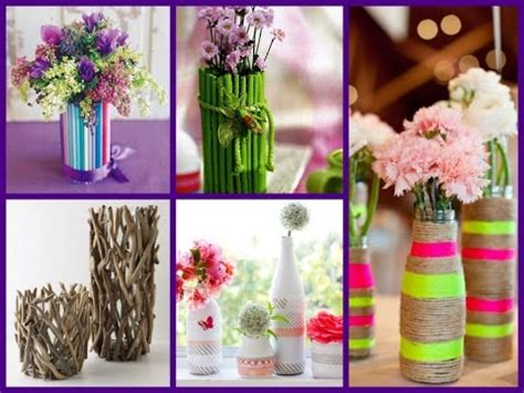 Decorating Ideas For Vases by 21 Diy Room Decor Ideas Vase Decoration