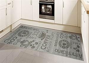 Teppich Modern Flachgewebe Sisal Optik Kchenteppich