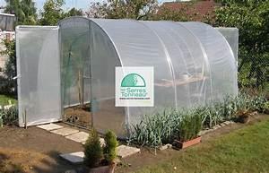 Bache De Serre Avec Ourlet : bache de toit serre jardiniere long 8m00 serres tonneau ~ Voncanada.com Idées de Décoration