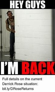 25+ Best Memes About Derrick Rose | Derrick Rose Memes