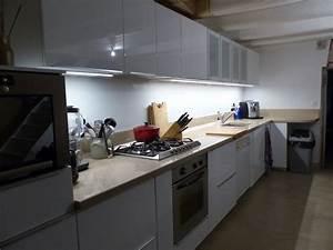 Plan De Travail De Cuisine : plan de travail cuisine en pierre de bourgogne ~ Edinachiropracticcenter.com Idées de Décoration