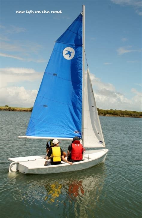 Learn How To Sail A Boat by Learn To Sail Bundaberg New On The Road