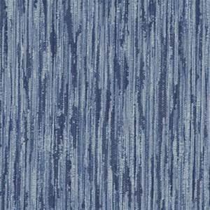Flair Blue Ribbon Blue Vinyl Upholstery Fabric