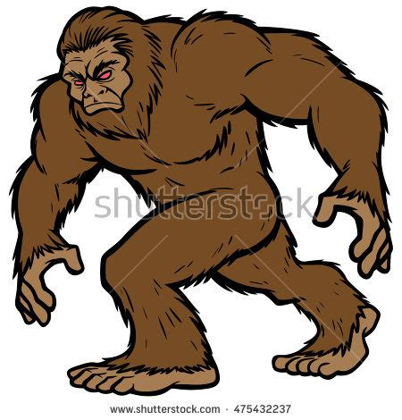 Bigfoot Clipart Bigfoot Images Clipart Clipart Collection Bigfoot