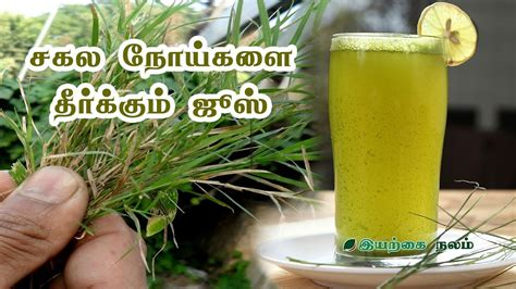 What Are The Benefits Of Arugampul Juice