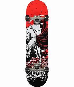 "Blind Iron Horse Mid 7.4"" Skateboard Complete | Zumiez"