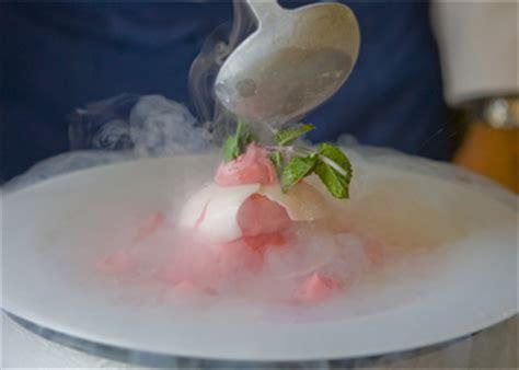 cuisine azote liquide cryog 233 nisation l innovation dans les grandes cuisines