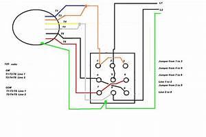 240 1 Phase Motor Wiring - Data Wiring Diagram Today