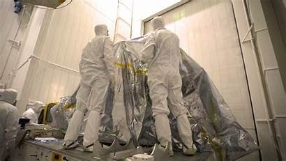 Mars Nasa Rover Testing Unwrapped Ready Test