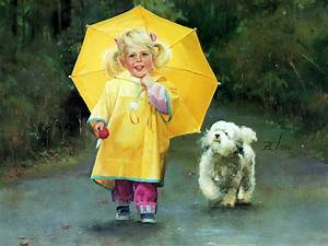 Palikú: Donald Zolan, el pintor de los niños.