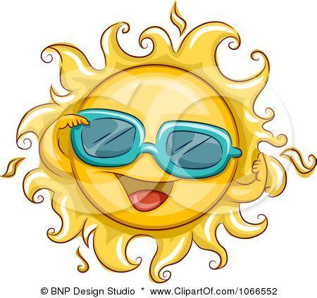 Sun Face Sunglasses Chat Vector Clipart - Free Clip Art ...