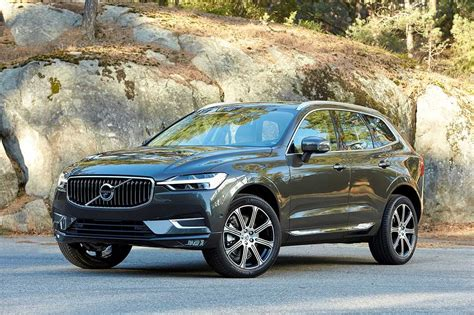 The New Volvo Xc60 20182019 Is The Younger Brother Of The