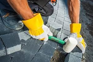 Was Kosten Pflasterarbeiten : gartenweg pflastern welche kosten entstehen ~ Lizthompson.info Haus und Dekorationen