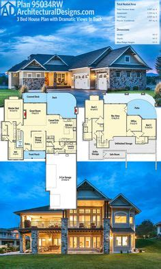 100 Best Homes for the Sloping Lot images in 2019 House