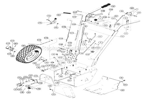 Arien Snowblower Wiring Diagram by Ariens 922020 Parts List And Diagram 000101