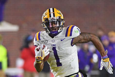 scouting   nfl draft jamarr chase wr lsu pro