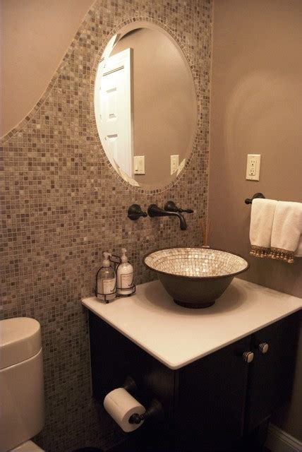 bathroom powder room ideas bathroom remodel transitional powder room