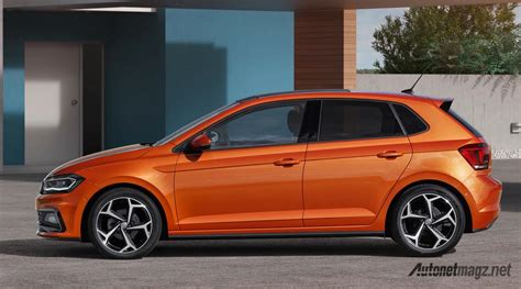 Gambar Mobil Volkswagen Polo by Volkswagen Polo 2017 Mk6 Side Autonetmagz Review